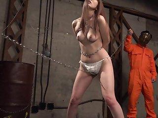 Yui Hatano - Iron Death Chain Bear the expense
