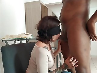 Feigning Sister Tricked Into Sucking My Cock With an increment of Swallowing My Cum