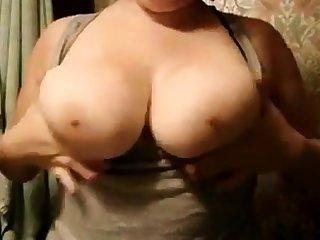 Big girlfriend big boobs