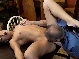 Superannuated defy licks pussy and ass teacher fucks Can you trust