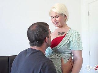 AgedLovE British Mature Not in one's wildest dreams Hard Rough Sex