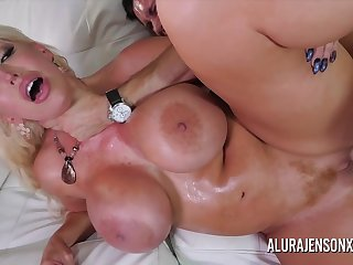 Boastfully Tits Naughty Cougar Rough Sex With Brad Paladin And Alura Jenson