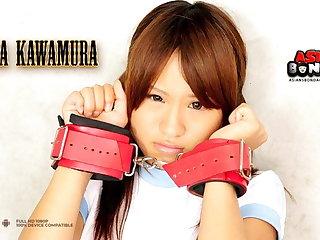 Rika Kawamura is a chick on a leash who likes to fuck