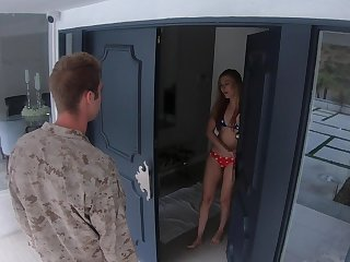 Fucked in the pussy while being taped in secret