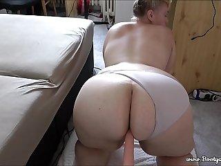 Sex machine fucked my big ass.