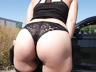 Sexually fetching hussy Laura crazy sex video