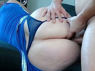 Primary anal fuck for this young cheerleader and her big ass!