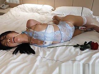 Beautiful chinese divert bondage 6