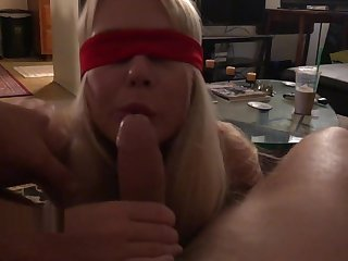 New Year, New Name: Amateur Blonde Code of practice Girl with Prominent Arse fucking in HD