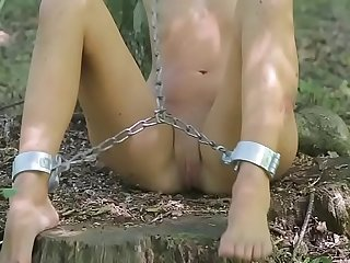 Luna tormented outdoor part4