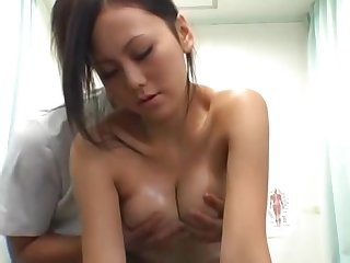 Spycam Films Climax Massage With Asian Teen